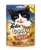 Felix Goody Bag Treats - Original - 8x60g